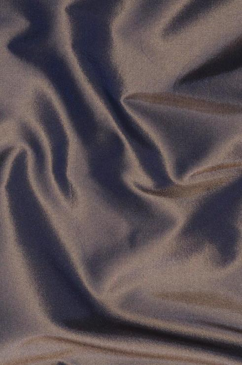 Golden Brown Taffeta Silk Fabric