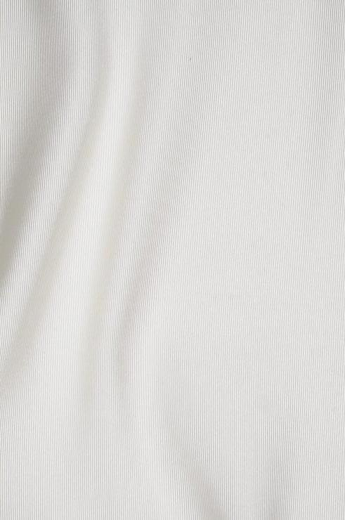 Ivory Silk Faille Fabric
