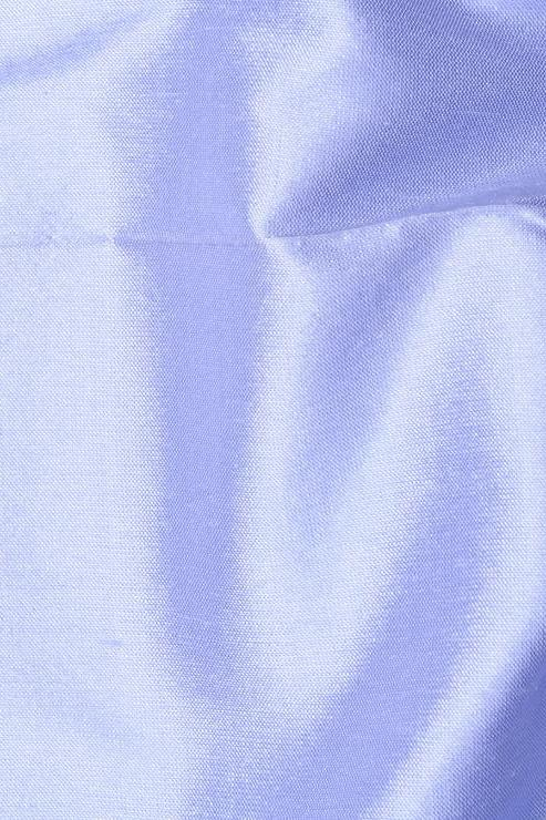 "Lavender Blue Silk Shantung 54"" Fabric"