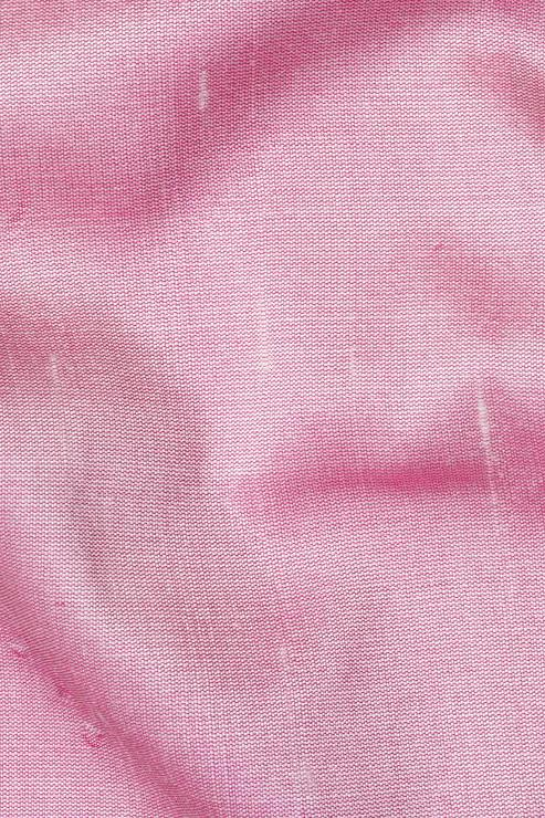 "Lotus Pink Silk Shantung 54"" Fabric"