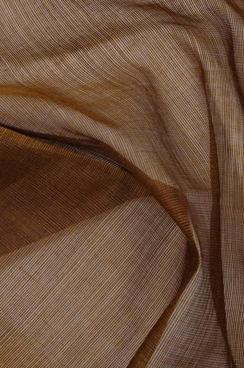 Monk's Robe Cotton Voile Fabric
