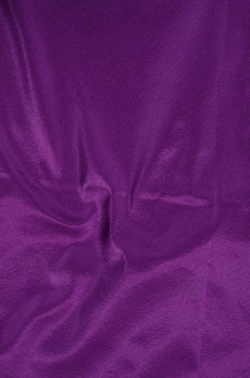Purple Orchid Taffeta Silk Fabric
