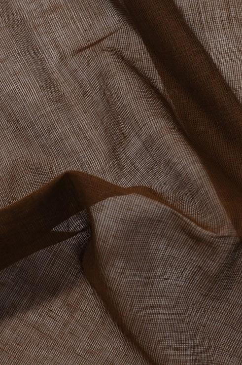 Rawhide Cotton Voile Fabric