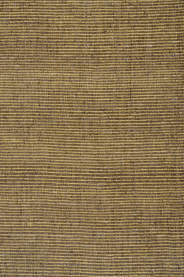 Black Gold Silk Tweed 30 Fabric