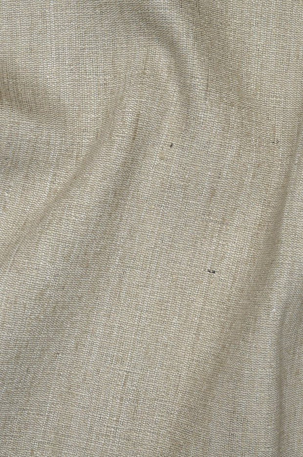 Walnut Katan Matka Silk Fabric