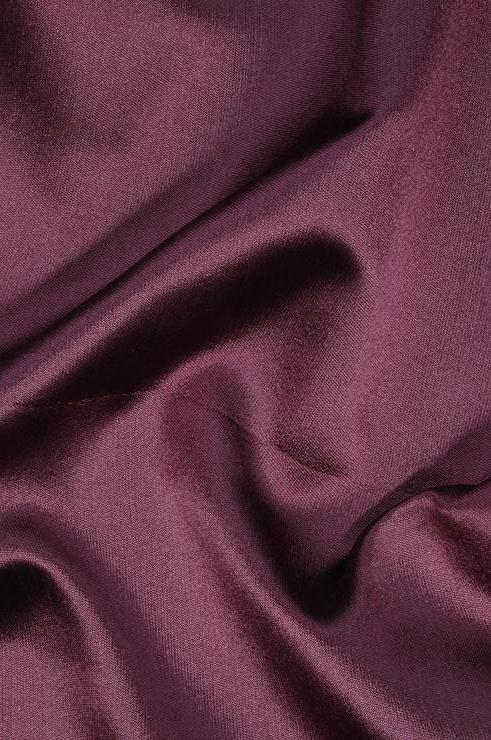Wistful Mauve Silk Zibeline Fabric