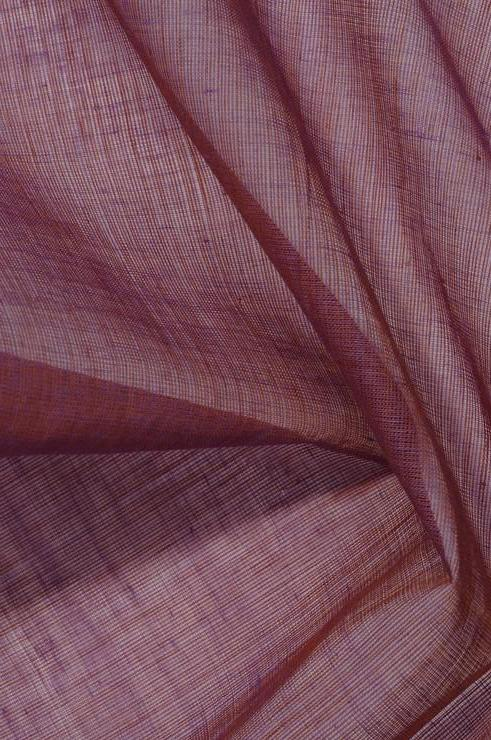 Withered Rose Cotton Voile Fabric