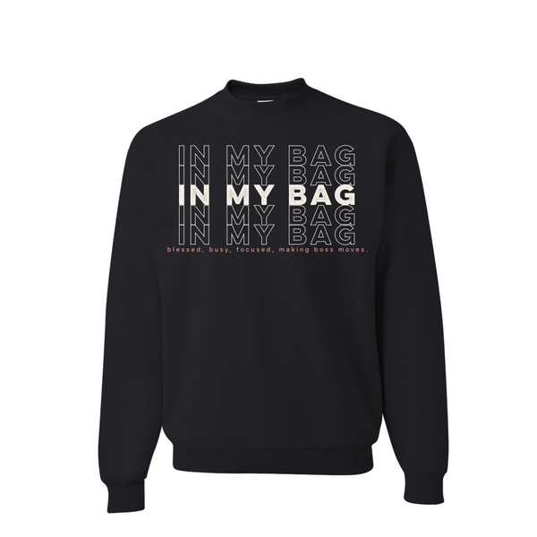 'In my Bag' Sweatshirt