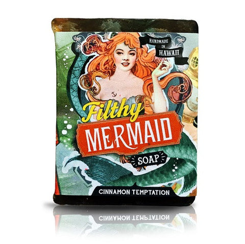 Filthy Mermaid - Cinnamon Ylang Ylang Patchouli