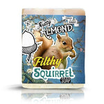 Filthy Squirrel Nutty Almond Soap Bar