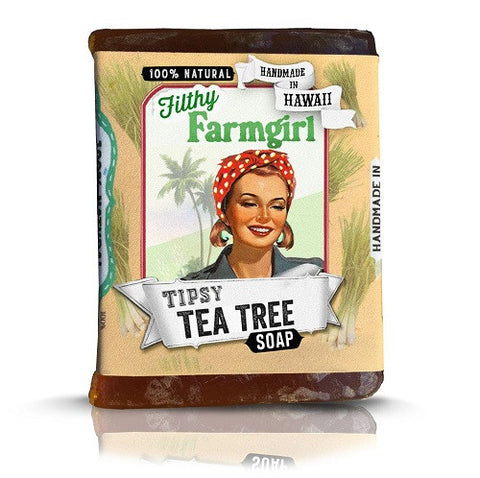Tipsy Tea Tree - Tea Tree Lemongrass Turmeric