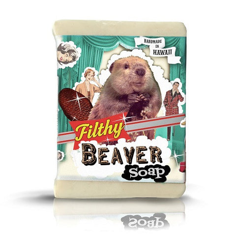 Filthy Beaver Ylang Ylang Soap Bar
