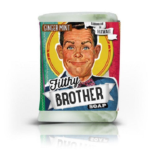 Filthy Brother - Ginger Peppermint Jojoba
