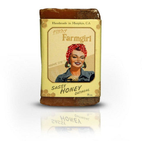 Sassy Honey Oatmeal Soap Bar