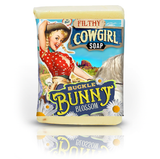 Filthy Cowgirl Buckle Bunny Soap Bar