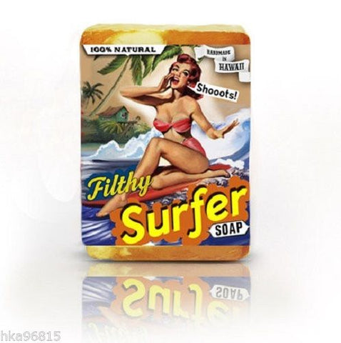 Filthy Surfer Lime Coconut Soap