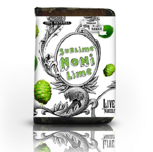 Sublime Noni Lime - Noni Kukui Spirulina Lime Tea Tree