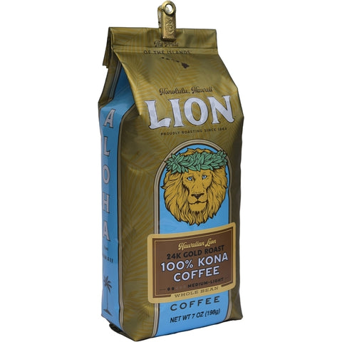 Lion 100% Kona Coffee 7 oz
