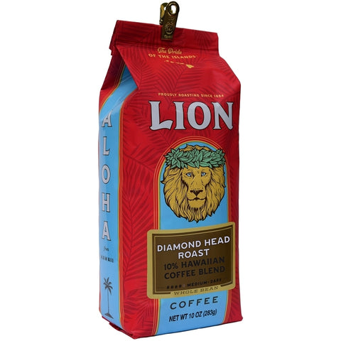 Lion Diamond Head Roast 10 oz