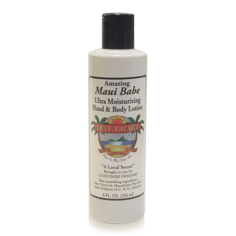 8 oz Ultra Moisturizing Hand & Body Lotion