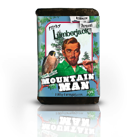 Mountan Man - Manzanita Sage Lavender Tea Tree