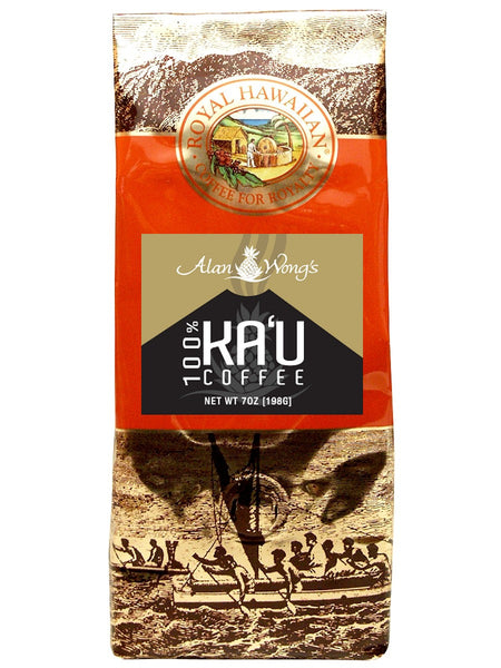 Ka'u Coffee 100% 7oz