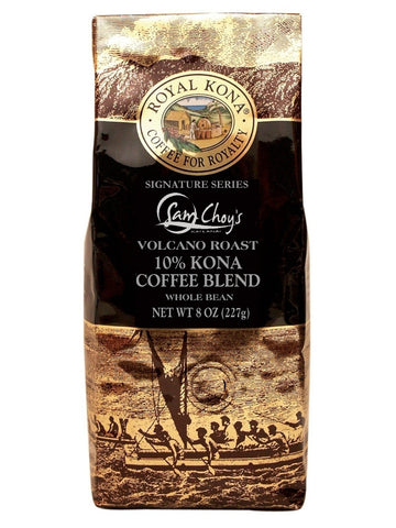 Royal Kona Coffee Co. Sam Choy Volcano Roast 8 oz