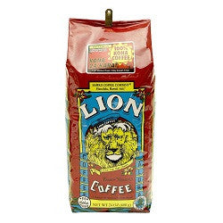 Lion 100% Kona Coffee Whole Bean 24 oz