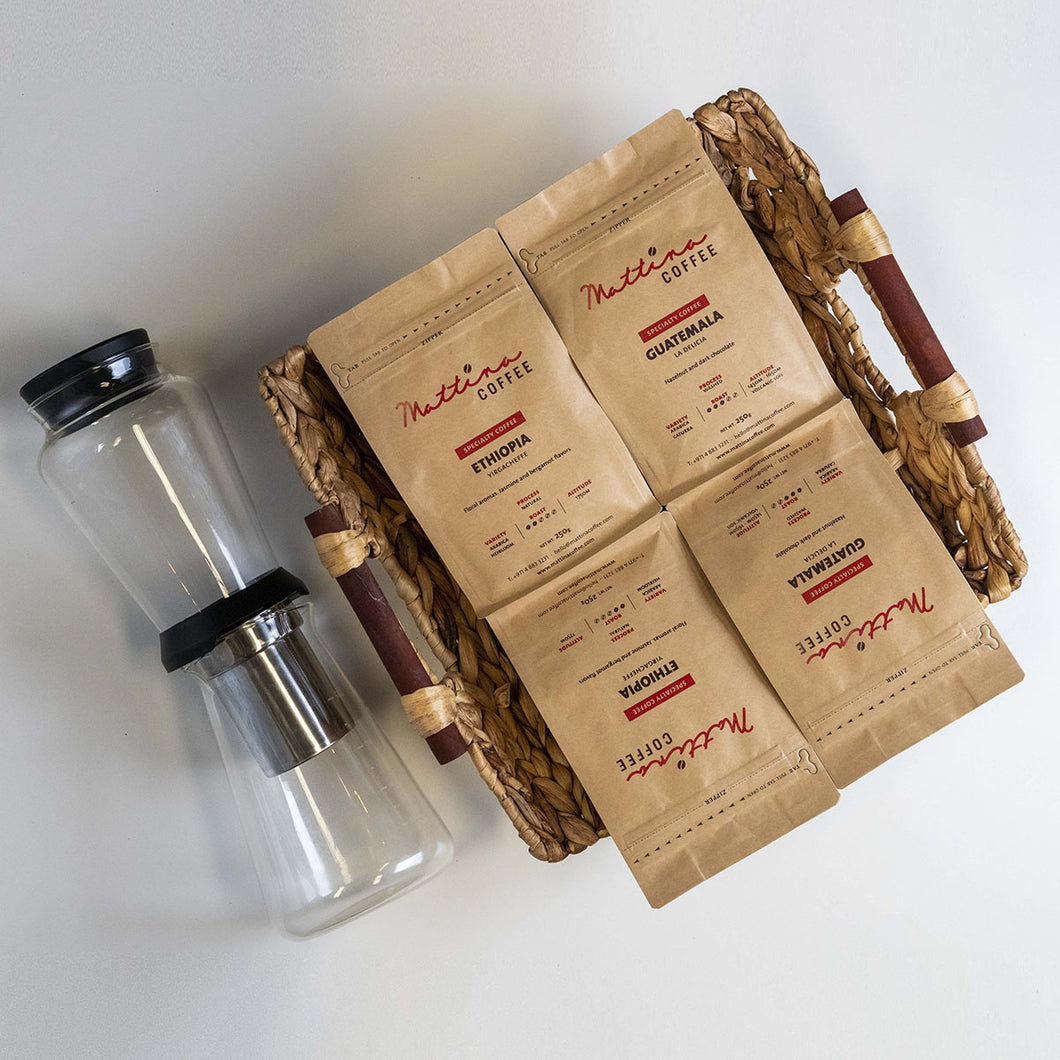 The ''Cold Brew'' Hamper
