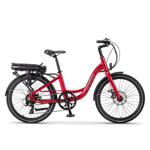 "Wisper 705 24"" Step Through Electric Bike (Available February 2021)"