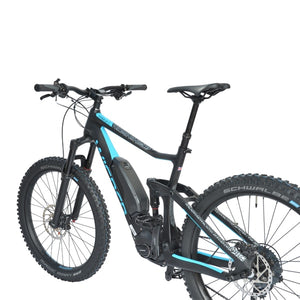 Wisper Wildcat Full-Suspension Electric Mountain Bike