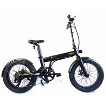 Load image into Gallery viewer, E-Go Max + Electric Folding Bike