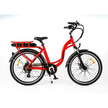 Load image into Gallery viewer, Roodog Chic Grande Low Step Through Electric Bike