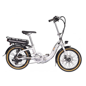 Lectro Easy Step Folding Electric Bike