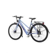 Load image into Gallery viewer, Lectro Ladies Townmaster Step Through Electric Bike - Blue