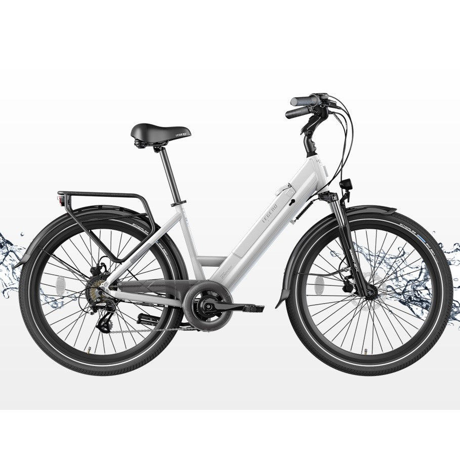 LEGEND Milano Electric Step Through Bike
