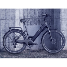 Load image into Gallery viewer, LEGEND Milano Electric Step Through Bike