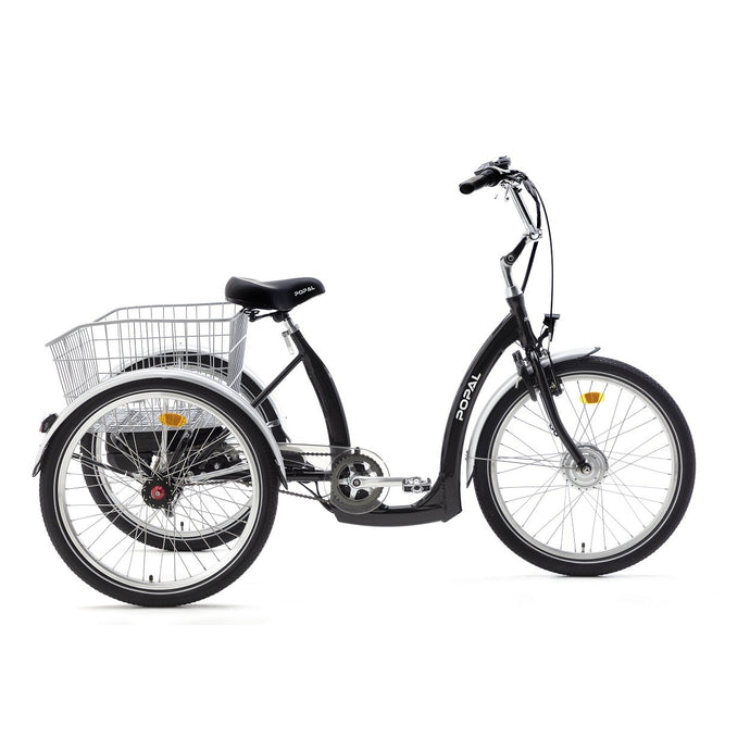 Popal Electric Tricycle E Luxe