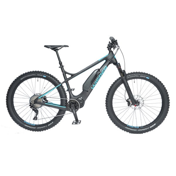 Wisper Wolf Carbon Electric Mountain Bike