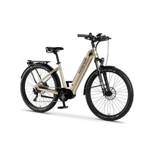 Load image into Gallery viewer, Wisper Wayfarer Step Through Electric Bike with Mid Motor