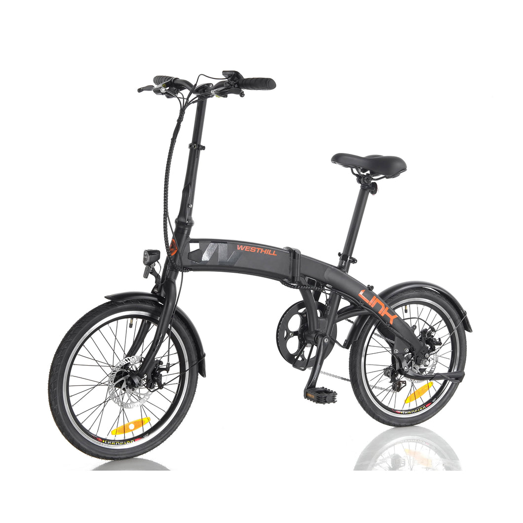 Westhill Link Electric Folding Bike