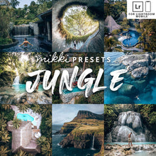 Load image into Gallery viewer, JUNGLE MOBILE PRESETS Mobile Presets The Globe Wanderer Presets