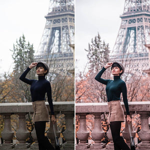 SAKURA // 6 MOBILE & 6 DESKTOP PRESETS Preset Collection Mikki Presets