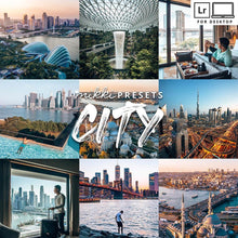 Load image into Gallery viewer, CITY DESKTOP PRESETS Desktop Presets The Globe Wanderer Presets
