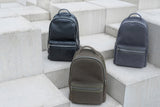 DR Backpack - Dark Grey Nubuck