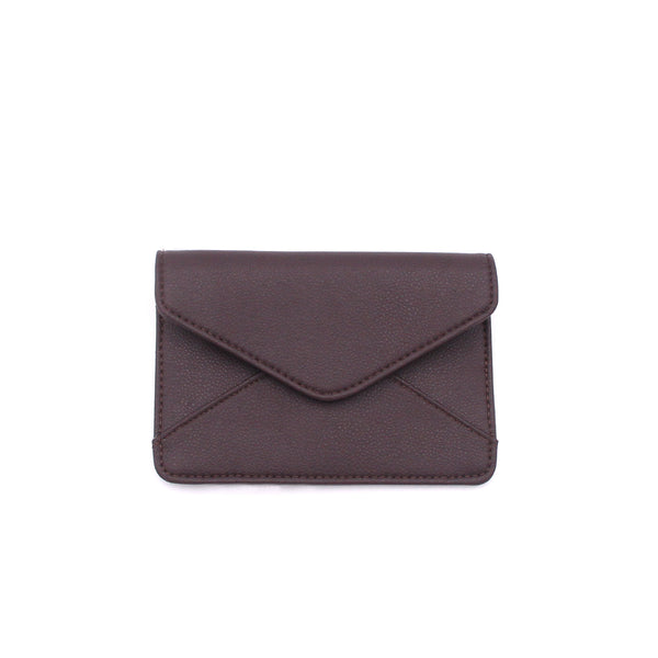 Mini Wallet - Burgundy