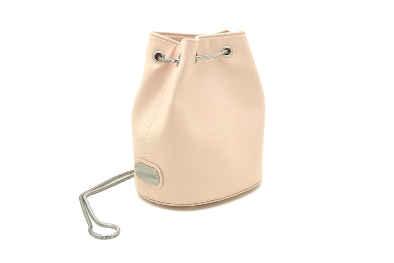 Mini Bucket Bag - Nude