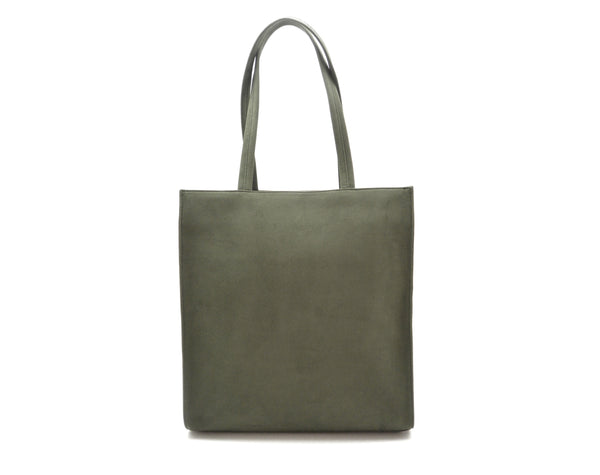 Plain Work Bag - Army Nubuck