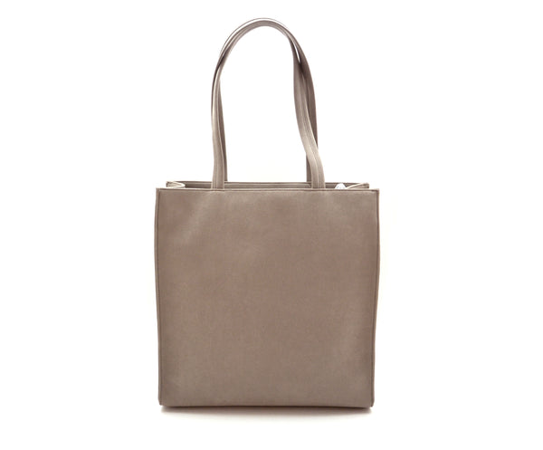 Plain Work Bag - Brown Nubuck