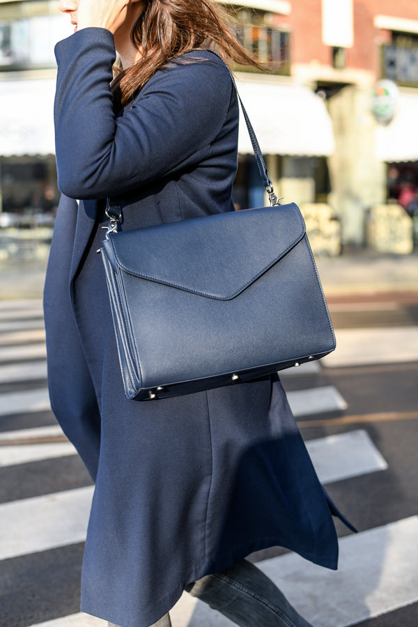 2 in 1 Bag - Dark Blue